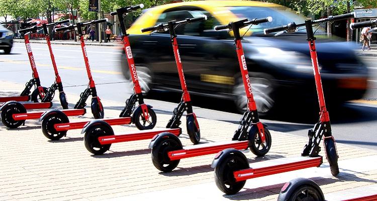 El lado oscuro de los scooters eléctricos: graves accidentes por los que nadie responderá