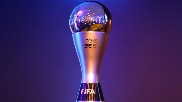 Los futbolistas nominados al premio FIFA The Best Football Awards