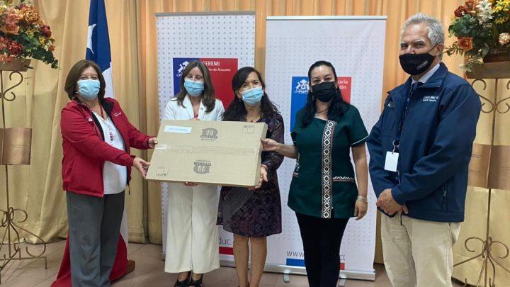 Subsecretaria Honorato lidera entrega de kits para fortalecer habilidades lingüísticas y destaca avances en el Reconocimiento Oficial en Atacama